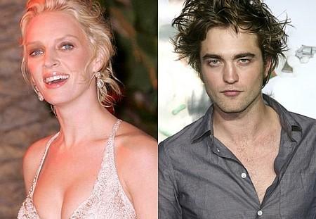 'Bel Ami', Uma Thurman será la mujer de Robert Pattinson