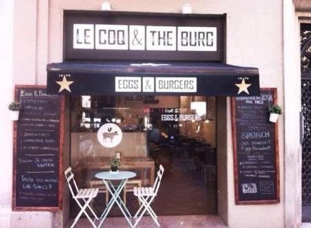 Si vienes de visita a Barcelona (o si vives aquí) has de reponer fuerzas en Le Coq & The Burg