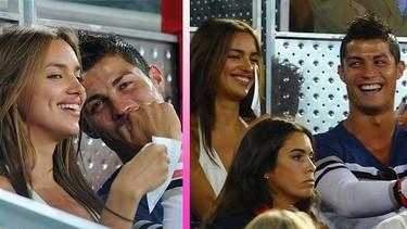 Cristiano Ronaldo pasa del fútbol y presume de chati
