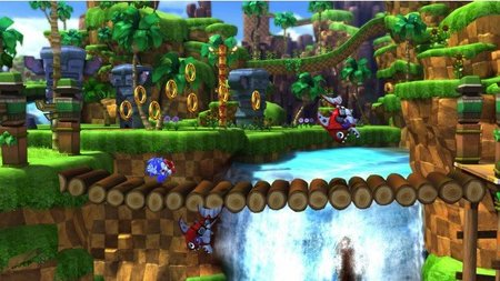 'Sonic Generations': vídeo con tres minutos de frenético gameplay