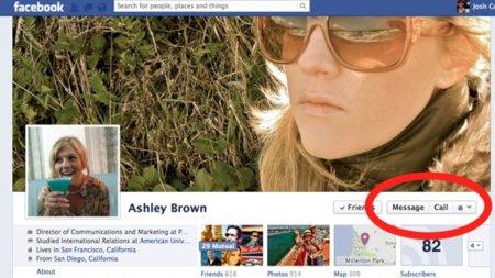 ¡Que se preparen los Hangouts de Google+!: Facebook introduce un botón de llamada en el Timeline