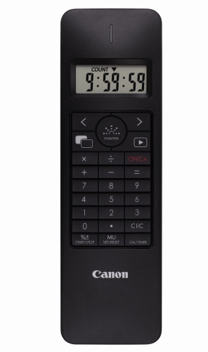 Canon X mark I presenter