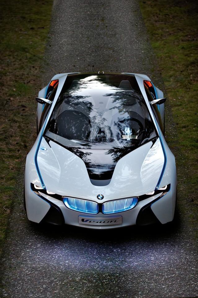 Foto de BMW Vision EfficientDynamics 2009 (64/92)