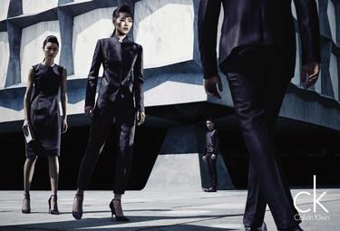 Ck Calvin Klein y Calvin Klein white label campañas Otoño-Invierno 2013/2014