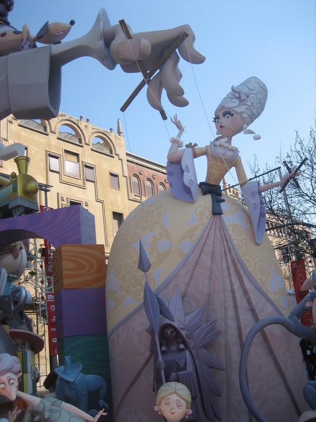 Foto de Fallas de Valencia 07 (3/10)