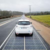 Francia es oficialmente el primer país del mundo en tener una carretera solar