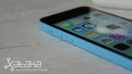 iphone 5c botonera