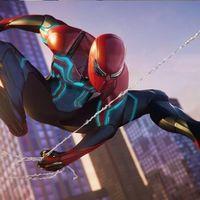Spider-Man reaparece en la Comic Con con nuevo tráiler, nuevo traje y su propio modelo de PS4