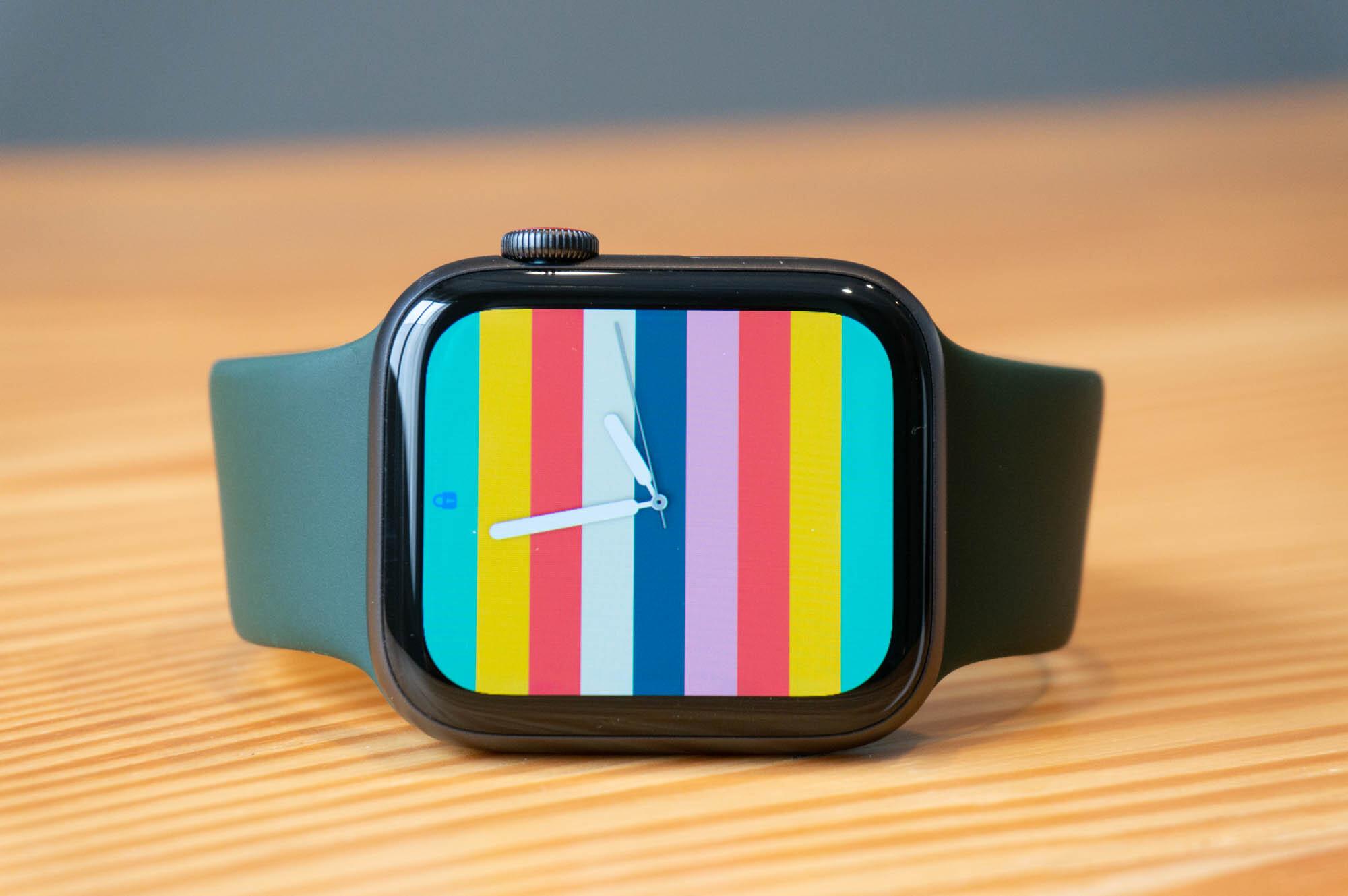 Foto de Apple Watch SE y Solo Loop (19/21)