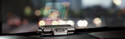 Garmin HUD, convierte las instrucciones de tu móvil en mensajes visuales en tu coche