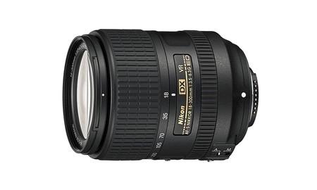 Nikon AF-S DX NIKKOR 18-300mm f/3.5-6.3G ED VR, una lente para todo por un precio muy pequeño: 469 euros en eBay