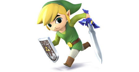 ¡Alisten sus armas! En Hyrule Warriors Legends para la 3DS también podremos jugar con Toon Link