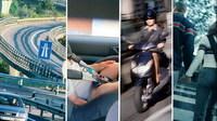 ¿Qué porcentaje de accidentes mortales son causados por la velocidad?