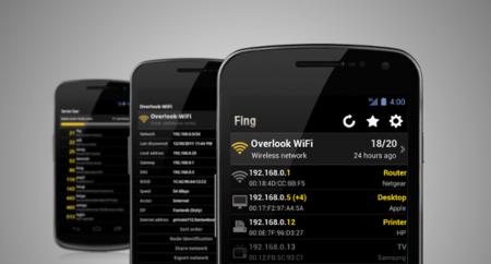 Fing: Tu escáner de red para Android