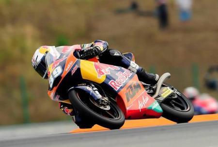 MotoGP República Checa 2013: Luis Salom se lleva una disputada carrera de Moto3