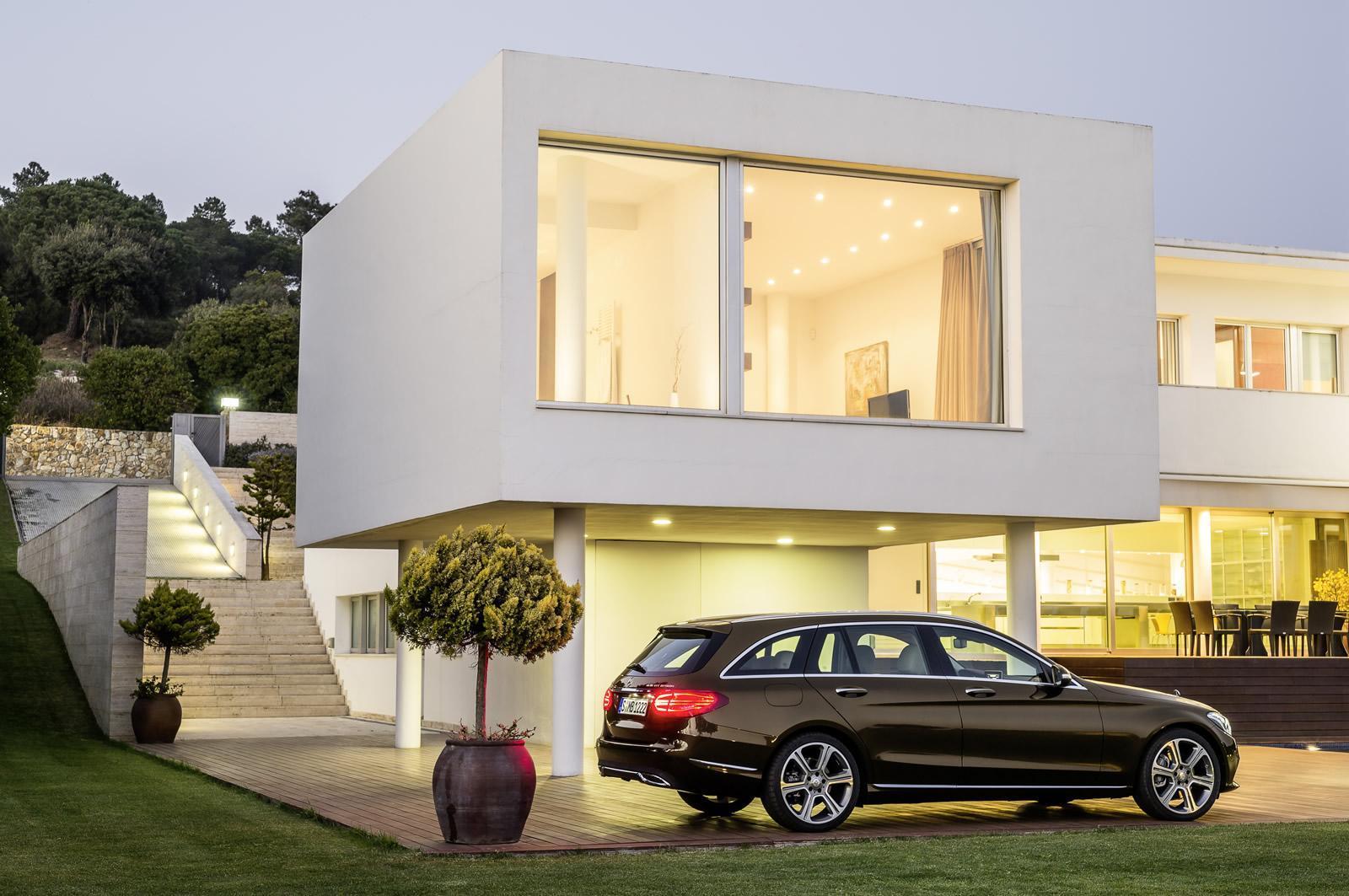 Foto de Mercedes-Benz Clase C Estate 2014 (20/36)