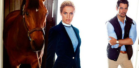 Massimo Dutti The equestrian collection