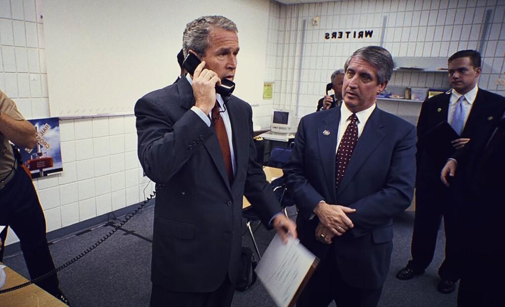 '11-S, así se vivió en la Casa Blanca': Apple nos sirve todo un recordatorio del día que nuestro mundo cambió para siempre