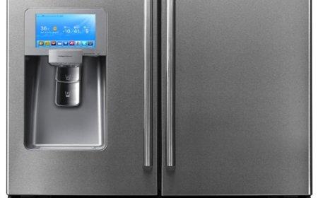 Samsung tiene un frigorífico con WiFi: ¿realmente es necesario?