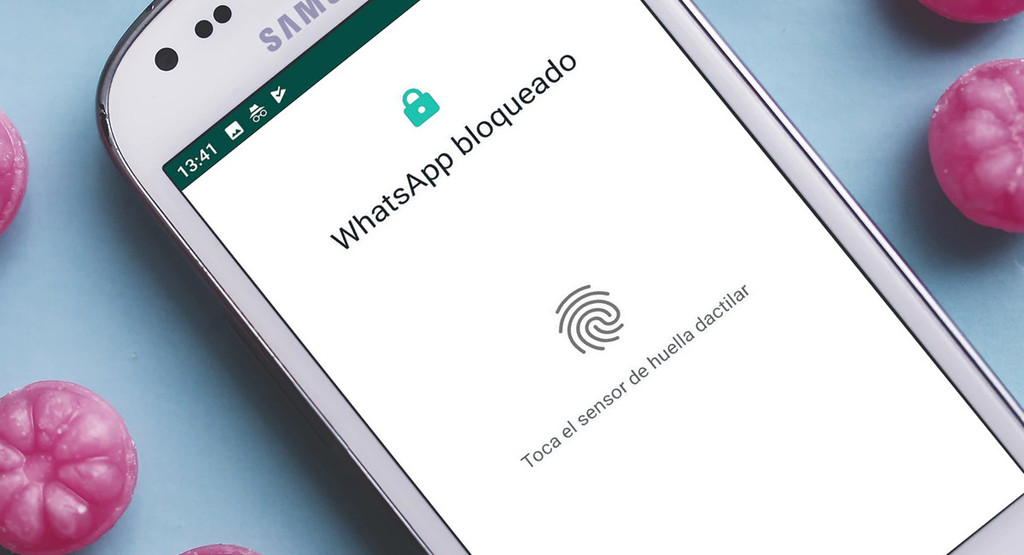 WhatsApp for Android add finally the lock with fingerprint