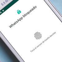 WhatsApp para Android añade por fin el bloqueo con huella dactilar
