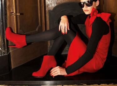 Tendencias Otoño-Invierno 2011/2012: ¿te pones roja? En moda sí