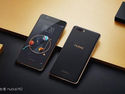 Nubia M2 y M2 Lite: la doble cámara llega al catálogo de la compañía china