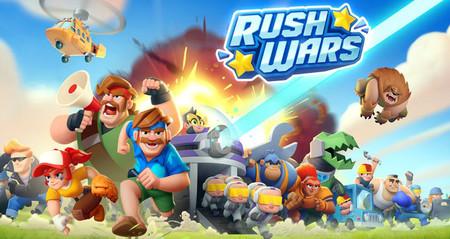 'Rush Wars': el nuevo juego de estrategia de Supercell es una mezcla entre 'Clash of Clans' y 'Boom Beach'