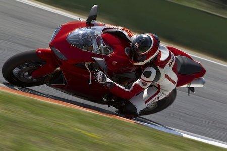 Cómo es una presentación de una Ducati a los medios