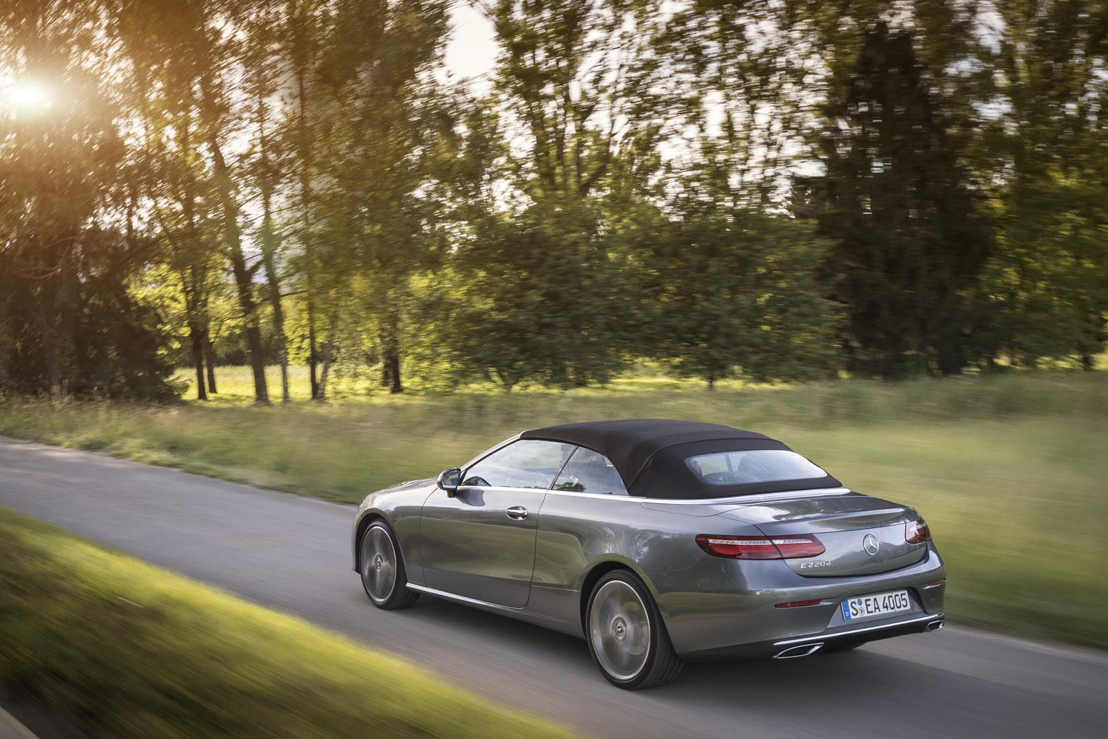 Foto de Mercedes-Benz Clase E Cabrio, toma de contacto (21/156)