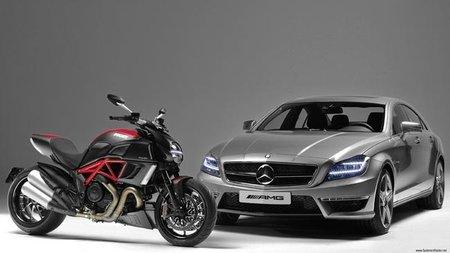 AMG será patrocinador del equipo Ducati de MotoGP 2011