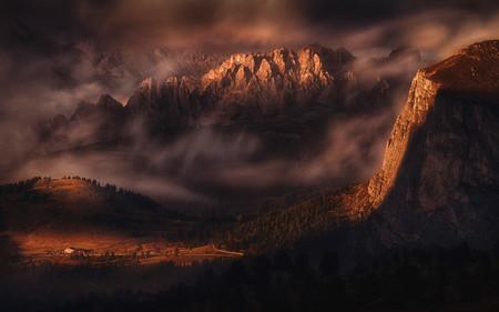 Petersvoboda When Clouds Are