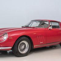 Ferrari 275 GTB/4, si andas en busca de un auto clásico, ésta podría ser una buena opción