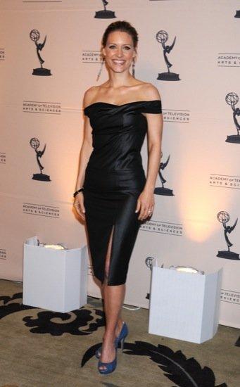 Kadee Strickland gala de la Academia de Televisión 2011