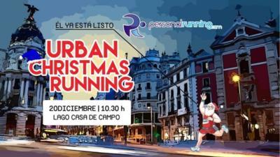 Únete a la III Urban Christmas Running: running solidario con el Alzheimer