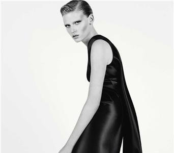 Campaña Calvin Klein Otoño-Invierno 2010/2011 protagonizada por Lara Stone