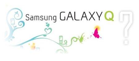 Se deja ver el teléfono Android de Samsung con complejo de BlackBerry