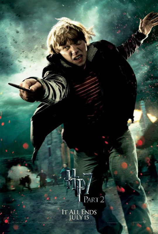 Foto de 'Harry Potter y las reliquias de la muerte. Parte II', nuevo y espectacular tráiler y carteles (11/21)