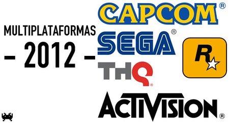 Los juegos multiplataformas de 2012