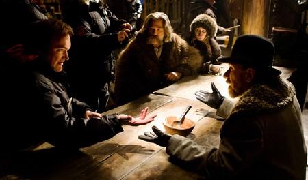 'Los odiosos ocho': Quentin Tarantino abandonó una reunión con Universal cuando le propusieron estrenar la película en iPhones
