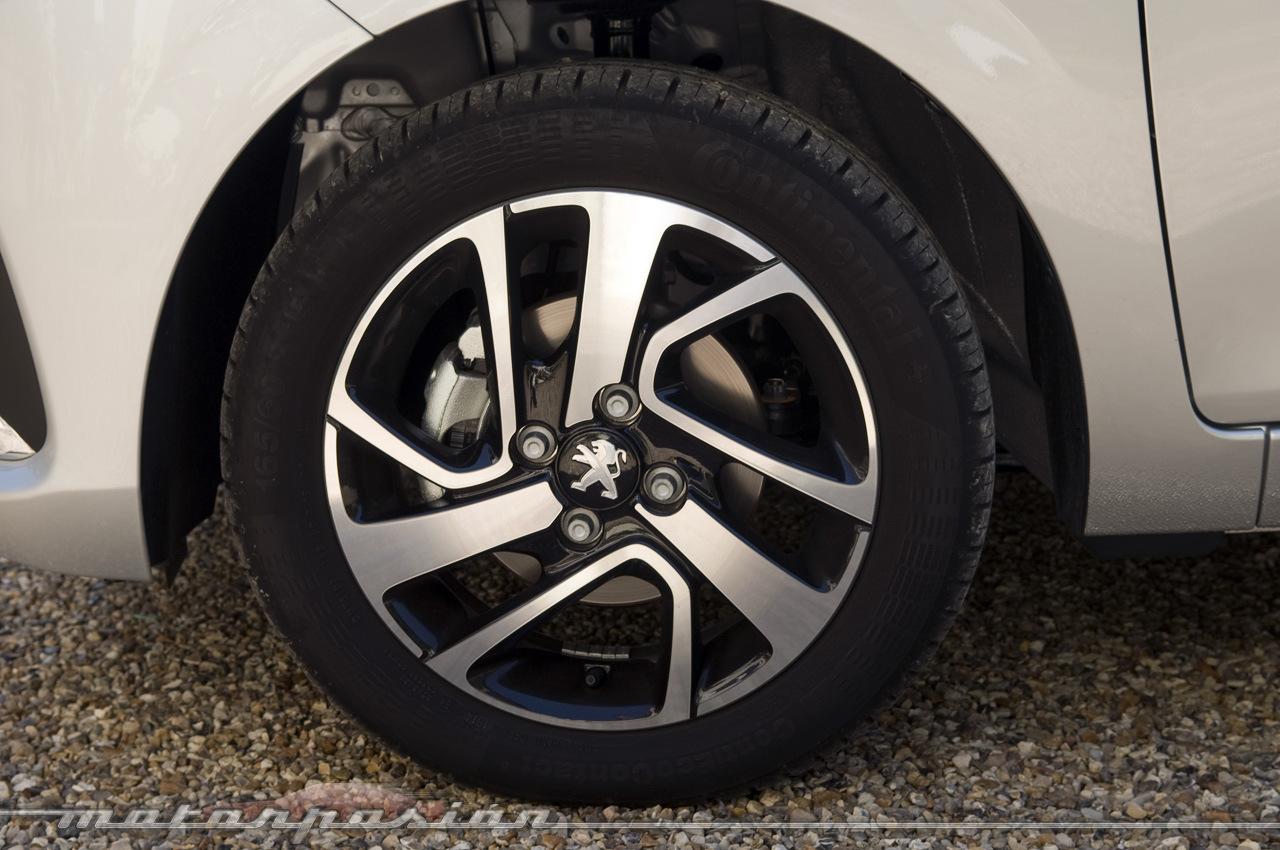 Foto de Peugeot 108 (toma de contacto) (10/22)