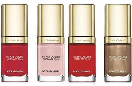 Dolce Gabbana Nail Lacquer 2015 5