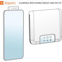 Un smartphone plegable con módulo de cámara pop-up y una segunda pantalla integrada: la ingeniosa patente recién otorgada a Xiaomi