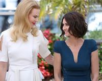 Nicole Kidman y Paz Vega, amiguísimas en el Festival de Cannes