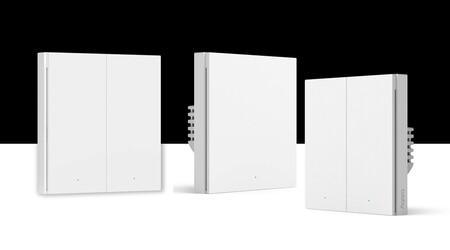 Los nuevos interruptores de pared de Aqara llegan a Europa: son inteligentes y compatibles con Alexa, Assistant y HomeKit