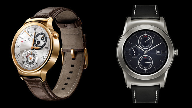 Huawei Watch y LG Watch Urbane
