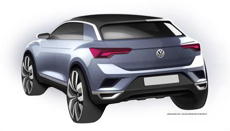 Volkswagen T Roc Teaser 2