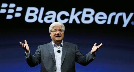 Mike Lazaridis vende 3.5 millones de acciones para mostrar su confianza en BlackBerry