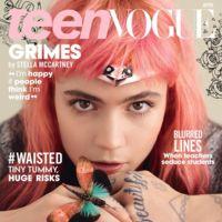 Teen Vogue: Grimes