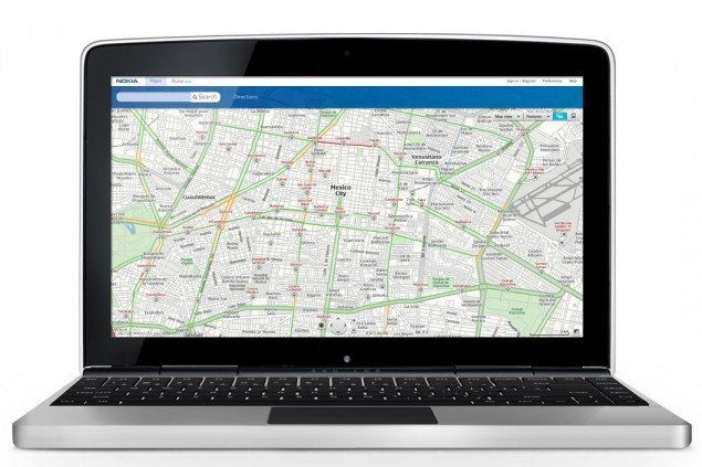 Nokia Maps México